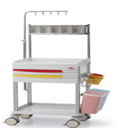 Anesthesia Medical Trolley AMT-1100A