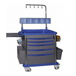 Anesthesia Medical Trolley AMT-1100B