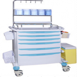 Anesthesia Medical Trolley AMT-1100C