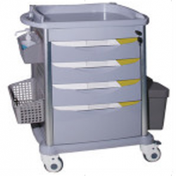 Drug and Medication Trolley DMT-1000A