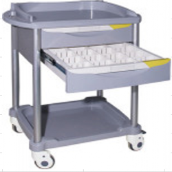 Drug and Medication Trolley DMT-1000B