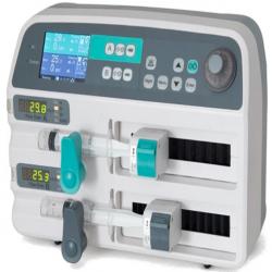 Dual Channel Syringe Pump DCSP-1000A