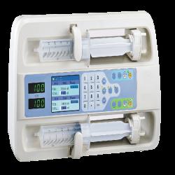 Dual Channel Syringe Pump DCSP-1000C