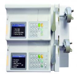 Dual Channel Syringe Pump DCSP-1000D