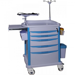 Emergency Medical Trolley EMT-1000A
