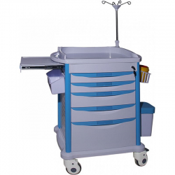 Emergency Medical Trolley EMT-1000B